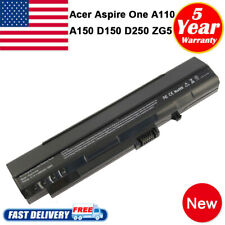 Battery for ACER ASPIRE ONE ZG5 A110 A150 D150 D250 531 KAV10 KAV60 PC Notebook