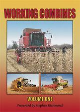 DVD - Working Combines - Volume 1- By: Stephen Richmond