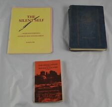 Vintage Silent Self Websters Dictionary 1961 Oak Creek Red Rock Country   DD4G6
