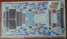 New Tamiya Mud Blaster II Sticker Sheet and Window Masking from Kit 11420526