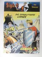 SIGURD NEUE ABENTEUER Heft # 37 Mohlberg Verlag ab 2011 Zustand 1
