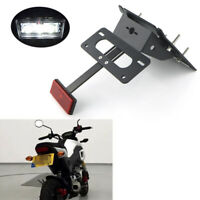 Fit For 2017-2020 Honda Grom MSX125 Tail Tidy Rear Fender Eliminator LED Light