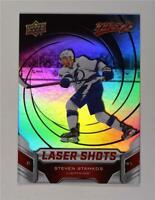 2019-20 19-20 UD Upper Deck MVP Red Laser Shots #S-2 Steven Stamkos