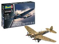 Revell 03863 1:48 Heinkel He111 H-6 Plastic Model Kits