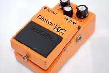 Free Shipping Boss DS-1 Distortion Pedal vintage silver screw Made in Japan MIJ