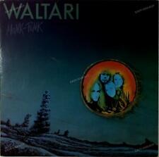 Waltari - Monk-Punk GER LP 1991 + Innerbag .