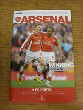09/03/2010 Arsenal v Porto [UEFA Champions League] . (Any noticable faults with