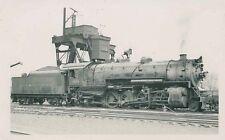 A538 RPPC 1937 DL&W LACKAWANNA RAILROAD TRAIN ENGINE #1254 EAST BINGHAMTON NY