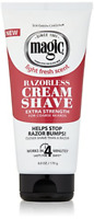 Razorless Shaving Cream for Men by SoftSheen-Carson Magic, Hair Removal Cream, 4