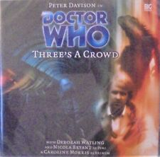 Doctor Who - Three's A Crowd - CD Audio Book Audiobook Big Finish 69 Dr Who New