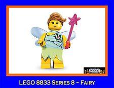 LEGO MINIFIGURES SERIES 8 8833 Fairy