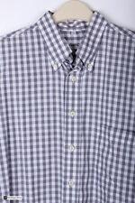 Camicie casual e maglie da uomo grigie Burberry