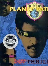PLANET PATROL cheap thrills UK1983 EX 12INCH 45 RPM