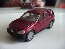 Siku Mercedes ML 320 in Dark Red