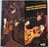 George Thorogood And The Destroyers 33T LP france french pressing STA. 20348