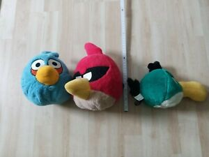 Angry Birds Plüschtiere