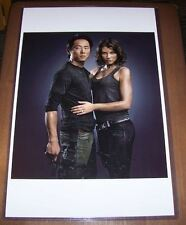 "The Walking Dead ""Glenn and Maggie"" 11X17 Poster"
