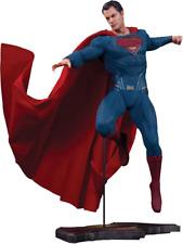 """BATMAN v SUPERMAN: Dawn of Justice - Superman 12"""" Statue (DC Comics) #NEW"""