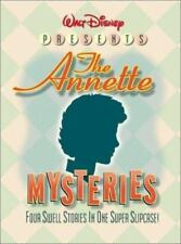 The Annette Mysteries by Disney Book Group Staff and Walt Disney Company Staff (2003, Trade Paperback)