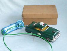 Linemar Louis Marx Chevrolet Police Blech Auto Tin Toy 50er Jahre Made in Japan