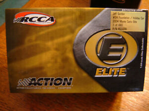 JEFF GORDON #24 FOUNDATION HOLIDAY CAR 2004 ACTION RCCA ELITE NASCAR DIECAST NEW