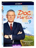 Doc Martin Season 9 (Series) 9 (3-Disc DVD) Set New Sealed Free Fast Shipping