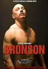 BRONSON Movie POSTER 11x17 UK C Tom Hardy Matt King