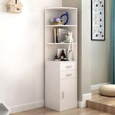 White 3 Tier Bookshelf Bookcase Kids Childrens Book Shelf Unit Storage Shelves