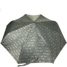 Ombrello Moschino Grigio openclose 8190 Unisex Umbrella