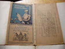 London Essex Antique Europe Maps & Atlases