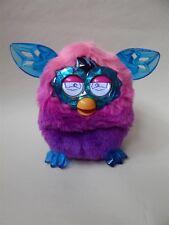 Furby Boom pink, purple crystal interactive pet, Hasbro 2012