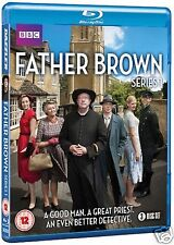 Father Brown Series 1 [BBC] (Blu-ray Region-Free)~~~Mark Williams~~~NEW & SEALED
