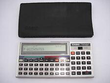 Pocket Personal Computer CASIO FX-730P mit RP-8, Calculator, Taschenrechner #221