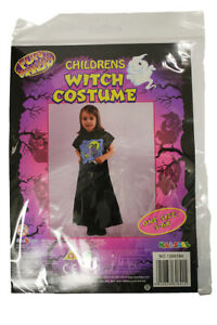 Halloween Witch Costume Kids