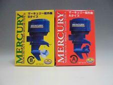 MERCURY OUTBOARD MOTOR MITSUWA TYPE A/B SET JAPAN toy ship