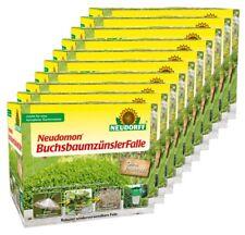 10 x Neudorff Neudomon Buchsbaumzünsler Falle Pheromonfalle 10er Sparset