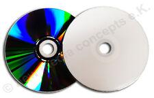 CD-R Weiß Inkjet Bedruckbar Super-Glossy700 MB Diamant-Dye 10 Stück