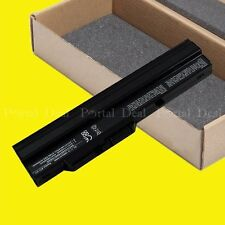 New Battery For MSI Wind U90 U100 U110 U115 U120 U230 U250 BTY-S11 BTY-S12 U90X