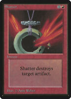 Shatter  - BETA Edition  - Old School - MTG Magic The Gathering