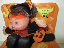 "Cabbage Patch Halloween Kitty 7"" Blythe Kitty 2000 Mattel  New"