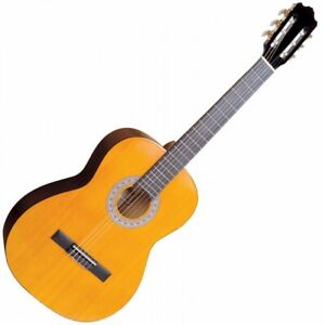 ENC | Classic Guitar | Encore |1/2, 3/4, 4/4 | Natural