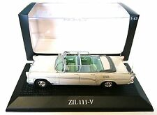ZIL 111-V 1:43 Leonid BREJNEV 1960 USSR NOREV DIECAST MODEL CAR