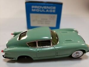 Provence Moulage 1953 Chevy Corvette Corvair 1:43 Scale - Missing Tire