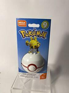 Pokemon Mega Construx Elekid Poke Ball Series 9 RARE NEW UNOPEN