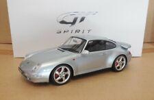 1/18 GT Spirit ZM026 Porsche 911 993 Turbo Silver