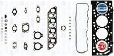 fits: MITSUBISHI L200 K74 2.5TD 06/2001 on AJUSA OE QUALITY FULL HEAD GASKET SET