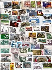 vintage CANADA Native Canadian Indian Northern theme postage stamps lot F3D MNH