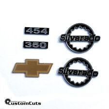 Emblemas para rc4wd chevrolet blazer mangos Chevy 1:8 1:10 RC