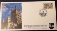 Gloucester Cathedral 900th Anniversary 1089-1989 First Day Cover 29th June 1989
