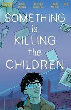SOMETHING IS KILLING CHILDREN #3 BOOM! STUDIOS